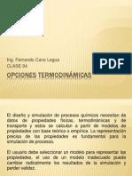 Metodos Termodinamicos en Simulacion