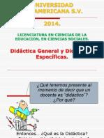 1- DIDACTICA