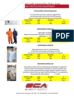 GlassCraftAustralia 2013 Price List