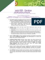 Modul KSR 1 - Gerakan