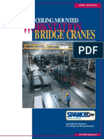 SPANCO Ceiling Mounted Ws Crane Brochure(Autosaved)