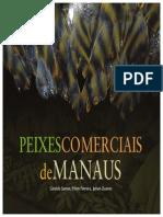 Peixes Comerciais de Manaus
