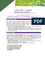Modul KSR 11 - Logistik