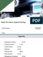 Esser Fire Alarm System