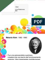 Melanie Klein Rev
