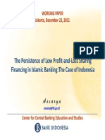 2011 12 WP Persistence of Low PLS Financing in IB IND PPT