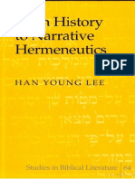 From History to Narrative Hermeneutics [p 000-192]