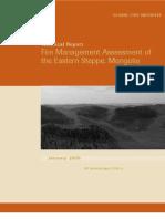 Mongolia Fire Management. Johnson, Byambasuren, Myers, Babler