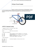 Bicycle an Sys