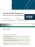 operational risk in bank