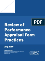 10 - Performance Appraisal Forms