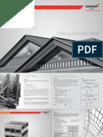 Essar Steel Galvanised Brochure