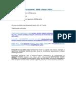 Simulare evaluare națională 2014