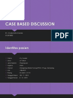 case based dissussion