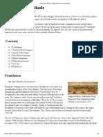 History of Kozhikode - Wikipedia, The Free Encyclopedia