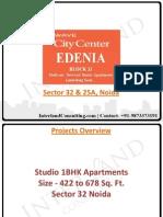 Wave Edenia | Sector 32 Noida