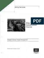 LR Newbuildings Project Management Course