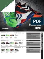 2013 Indoor Footwear