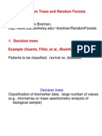 Decision Trees and Random Forests