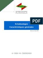 Etais-fr - Echafaudage Multi