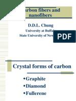Carbon Fibers and Nanofibers