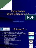 Presentaz IG Sald 2007