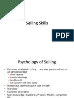 Selling Skill