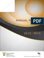Dhs Annual Report 2012-13 Full Document