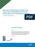 h8029 Maximize Oracle Rac Symmetrix Fast VP Wp