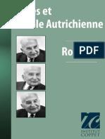 Mises Et l'Ecole Autrichienne - Ron Paul v2