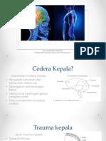 Askep Cedera Kepala Dan Spinal Cord Injury