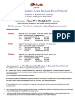 Phil MacQueens 2014 seminar flyer