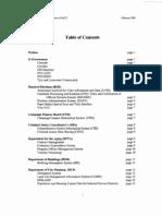 NYC DoITT 2001 Data Systems Inventory