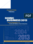 Doing Business in Pakistan_2013