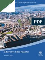LDP Alternative Sites Register