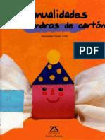 Manualidades Con Cilindros de Carton