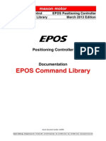 EPOS Command Library