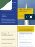 Independent Living Flyer4