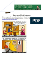 Stewardship Cartoons
