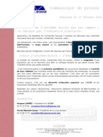 AGEMP CDP Extreme Droite Et Education Populaire