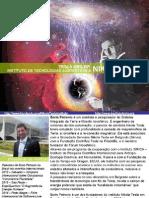 Instituto Nikola Tesla Brasilia - Institucional 2014