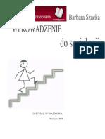 B. Szacka - Wprowadzenie Do Socjologii