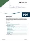 Basic OSPF Routing REVB