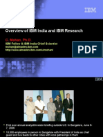 IBM India and Research IJCAi