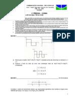ComDig - Prova 2-1-2004