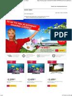 Eroare newsletter ALTEX.ro - Iti Iei TV Samsung Nou Si Primesti Voucher Cadou!