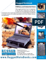 Fully Rugged Notebook-Extra Security Features