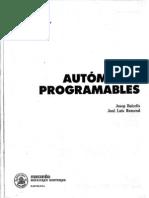 AutomatasProgramablesBalcellsRomeral1997Marcombo