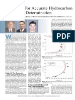 The Need for Accurate Hydrocarbon Dew Point Determination