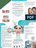 FR - Leaflet Aquarejuvenation